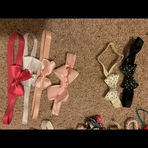 Accessories - Lot of baby girl headbands
